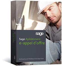 Sage Apibatiment E-appel d'offre
