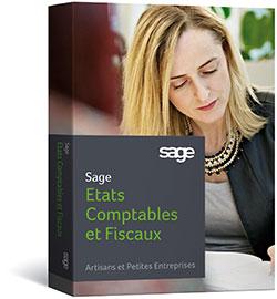 Sage Apinégoce Etats Comptables et Fiscaux